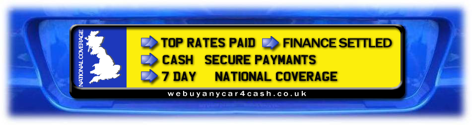 Car buyers - second hand car buyers